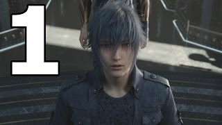 Download Final Fantasy XV Walkthrough Part 1 - No Commentary Playthrough (PS4) Video