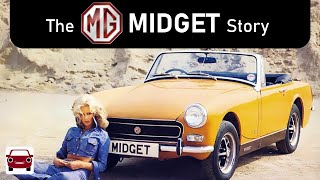 Download The MG Midget Story Video