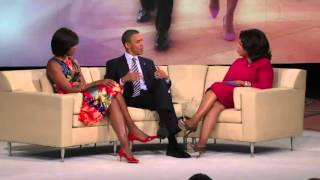 Download Oprah- Barack n Michelle Video