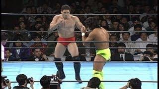 Download Wayne Shamrock vs Yoshiki Takahashi 1993 10 14 Video