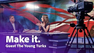 Download The Young Turks: The World's Largest Online News Show | Adobe Creative Cloud Video