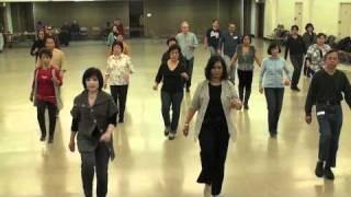 Download Line Dance: LA CUMPARSITA (Italy) Video