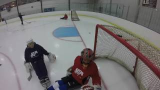 Download The Goalie Doctor - USA Women's Sled Hockey Practice - September 26, 2016 Coach Cam - Gabby and Hope Video