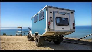 Download Land Rover Defender 130 Camper Conversion, start to finish Video