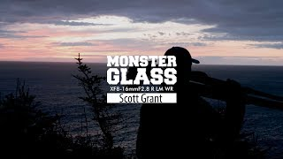 Download Monster Glass XF8-16mmF2.8 R LM WR with Scott Grant / FUJIFILM Video