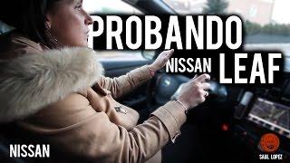 Download Miriam prueba el Nissan LEAF - Atención: ¡opiniones SINCERAS! Video