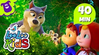 Download If You're Happy and You Know It - Nursery Rhymes and Songs | LooLoo Kids Video