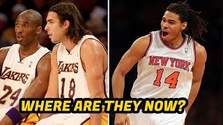 Download 5 Forgotten NBA Role Players! What Happened to their NBA Career? Video