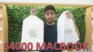 Download MY $4000 MACBOOK PRO !!! Video