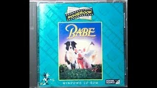 Download Previews From Babe (Interactive Moviebook) 1996 PC CD-Rom Video