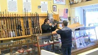 Download San Francisco's last gun store closing Video