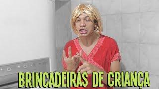 Download AS VIOLENTAS BRINCADEIRAS DA MINHA INFÂNCIA Video