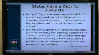 Download The Legal Rights of Children with Autism and Related Disorders Video