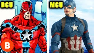 Download Marvel Characters DC Copied Ranked Video