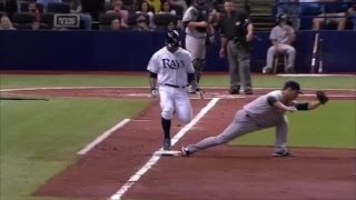 Download MLB Around the Horn Triple Plays Video