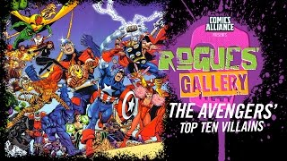 Download 10 Greatest Avengers Villains - Rogues' Gallery Video