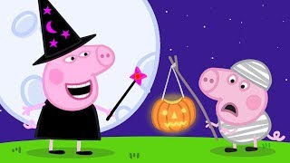 Download Peppa Pig English Episodes 🎃 Pumpkin Competition! 🎃Peppa Pig Official Video