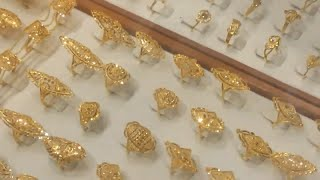 Download Women Latest Gold Ring Designs|| Simple Gold Ring Designs for ladies ||22 k Video