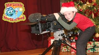 Download Rudolph The Red Nosed Reindeer Action Song Video
