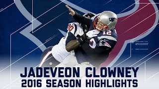 Download Jadeveon Clowney's Best Highlights from the 2016 Season | NFL Video