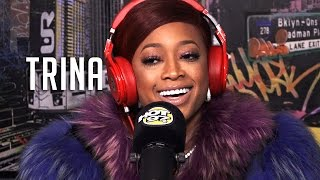Download Trina Has Her Ass Insured, Talks Her New Album & The Reason Why Her and Wayne Split Video