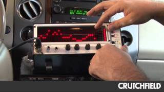 Download Crutchfield Labs: Aftermarket vs. Factory Sound Video