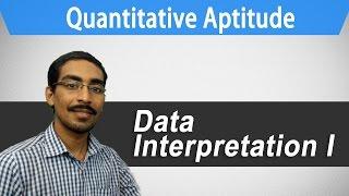 Download (Data Interpretation - I) :Best Quantitative Aptitude tricks (IBPS PO/SBI/GRE/CAT/competitive exams) Video