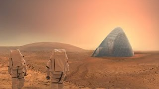 Download NASA's 3-D Printed Habitat Challenge Video