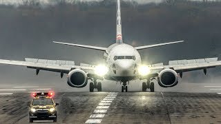 Download BOEING 737 gets CHASED by a FOLLOW ME CAR on the RUNWAY . ″STOP! I told you to FOLLOW ME!″ (4K) Video