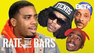 Download Reason Recognizes These Ab Soul Bars + Tupac, Snoop Dogg | Rate The Bars Video