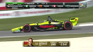 Download FAST FORWARD: 2018 Honda Indy Grand Prix of Alabama Video