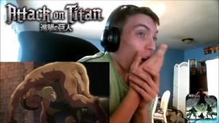 Download Attack on Titan Season 2 Episode 4 HYPE Reaction | New Titan revealed Video