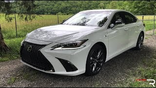 Download 2019 Lexus ES 350 F-Sport – Baby LS Wants Younger Buyers Video