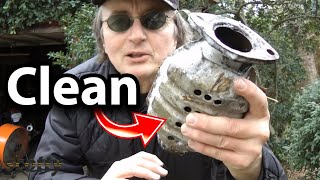 Download How to Clean Your Car's Catalytic Converter using Lacquer Thinner Video