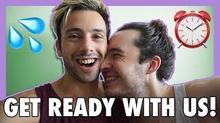 Download GAY COUPLE'S MORNING ROUTINE | Get Ready With Us Video
