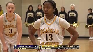 Download High School Girls Basketball: Mahtomedi vs. DeLaSalle Video