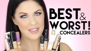 Download THE BEST AND WORST CONCEALERS OF ALL TIME!! Video