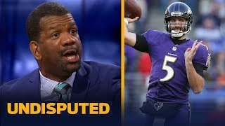 Download Rob Parker believes Joe Flacco is a 'downgrade' for the Denver Broncos | NFL | UNDISPUTED Video