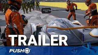 Download Gran Turismo Sport: McLaren Ultimate Vision GT Reveal Trailer | PlayStation 4 Video