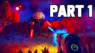 Download No Man's Sky Gameplay Walkthrough Part 1 - FULL GAME PS4 GAMEPLAY (1080p 60fps) Video