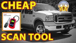 Download Erase ″Check Engine″ Lights - the Autel MS300 Scan Tool Video
