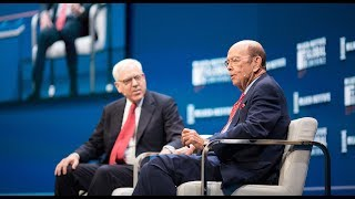 Download Lunch Program | Part 1: A Conversation with Wilbur L. Ross, Jr., Secretary, U.S. Dept. of Commerce Video