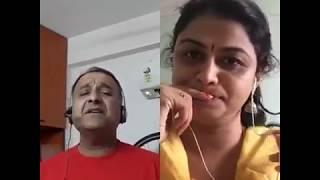 Download Ovvonrai thirudigirai.. with Ms.Vidhuvivek Video