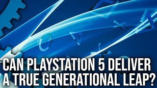 Download PlayStation 5: When Can Sony Deliver A True Generational Leap? Video
