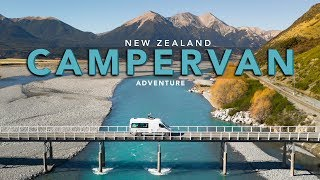 Download New Zealand Campervan Adventure - Photographing the South Island - part 1 Video