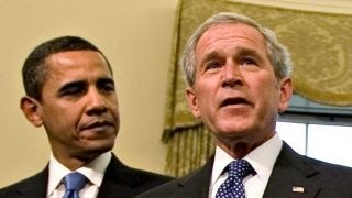 Download Democrats say Bush is to blame for Obama's failures Video