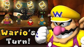Download Mario Party 9 Solo Mode ◆Wario Magma Mine Part 5 #240 Video