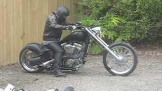 Download Chopper Harley Burnouts, Bobbers, AC DC Video