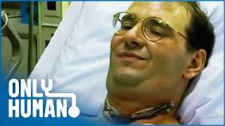 Download Speaking with a Dead Man's Voice by Organ Transplant Surgery | Only Human Video