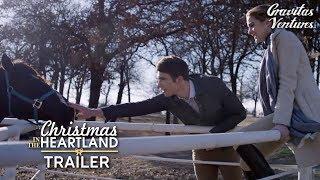 Download Christmas In The Heartland I Trailer | Sierra McCormick | Brighton Sharbino Video